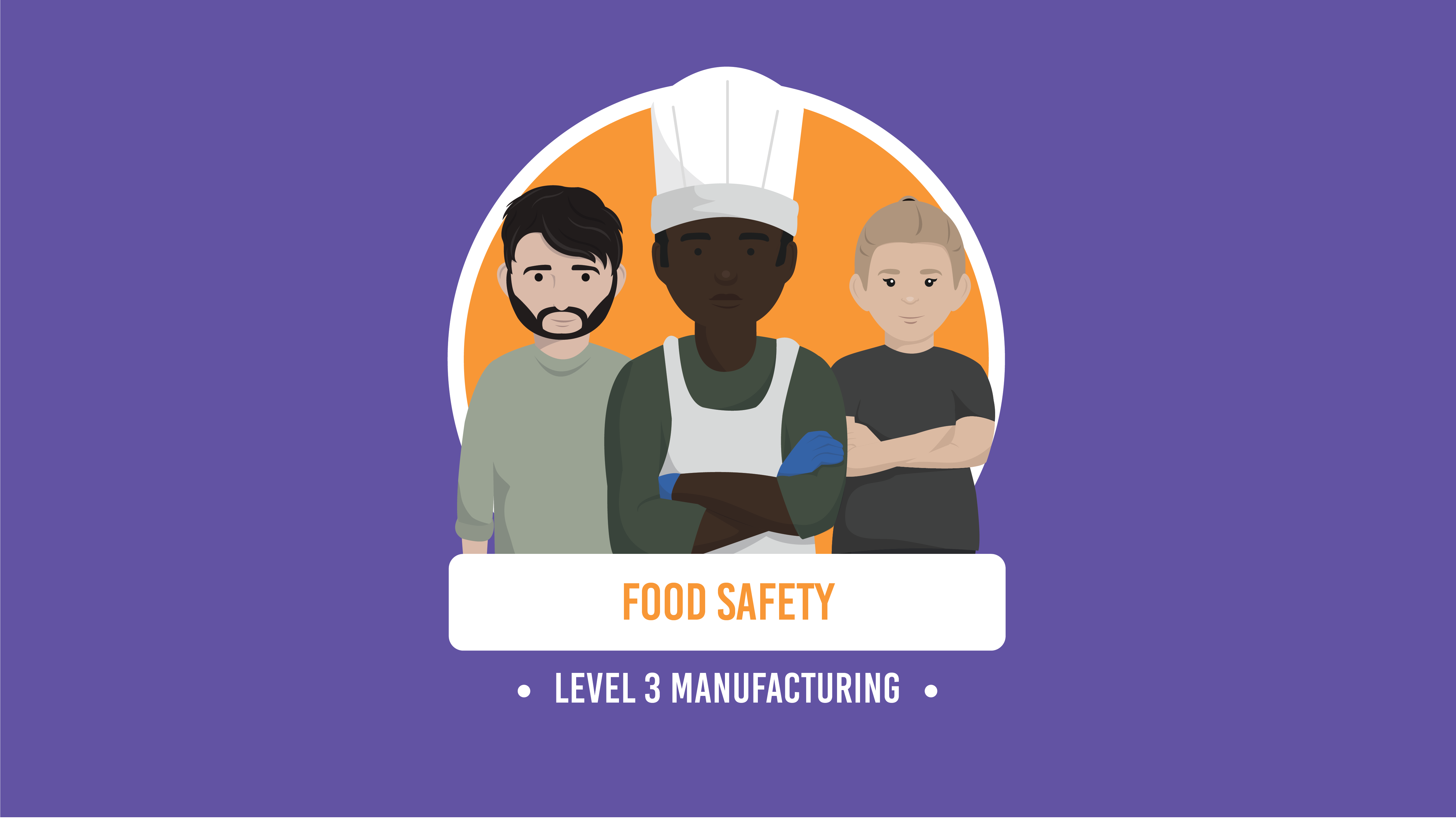 Food Hygiene Level 3 for Manufacturing