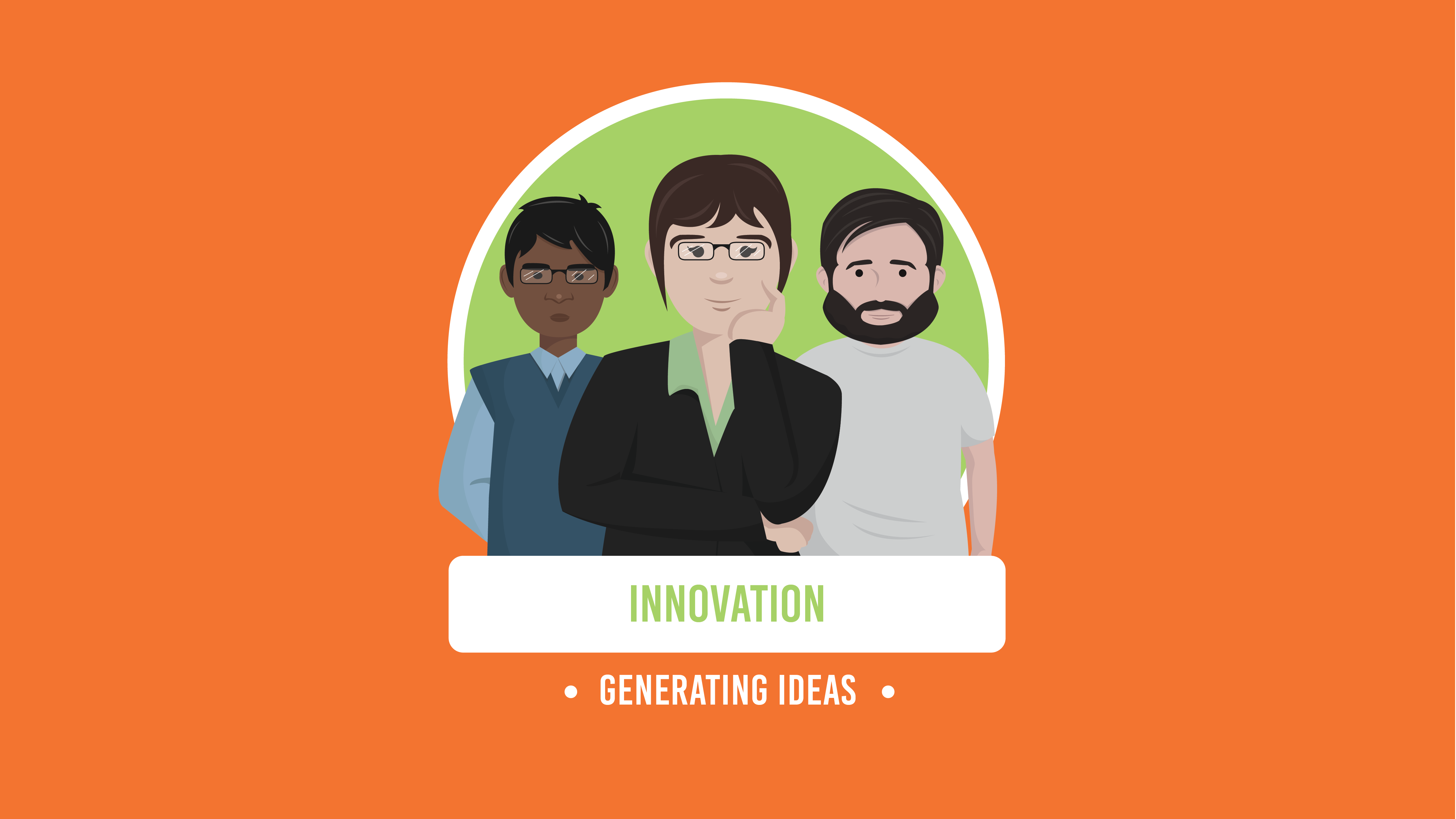 Generating Ideas for Supervisors and Managers image