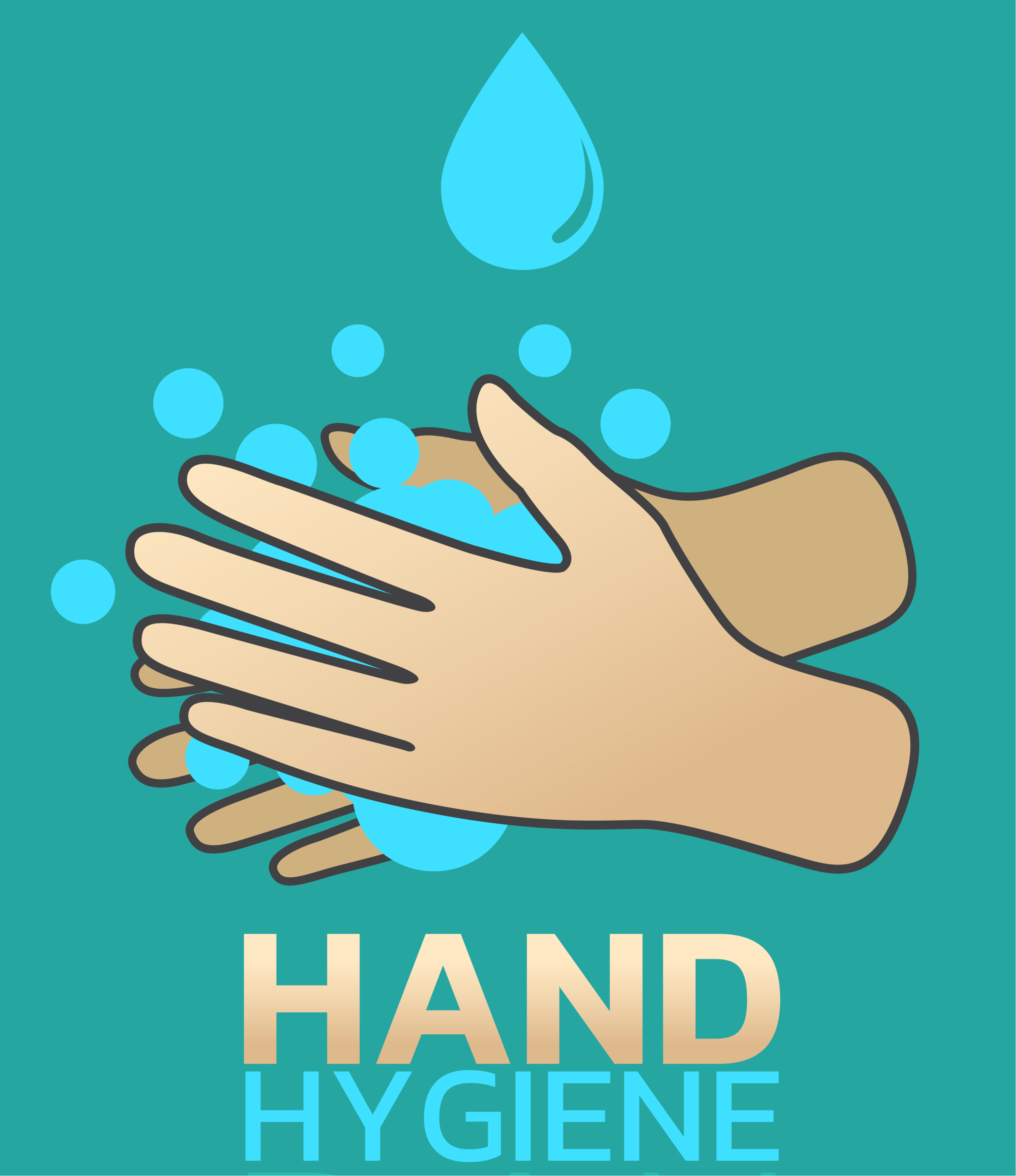 Infection control: Hand hygiene image