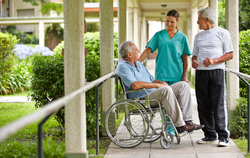 Mobility and Dexterity - Aged Care Quality Standard 3