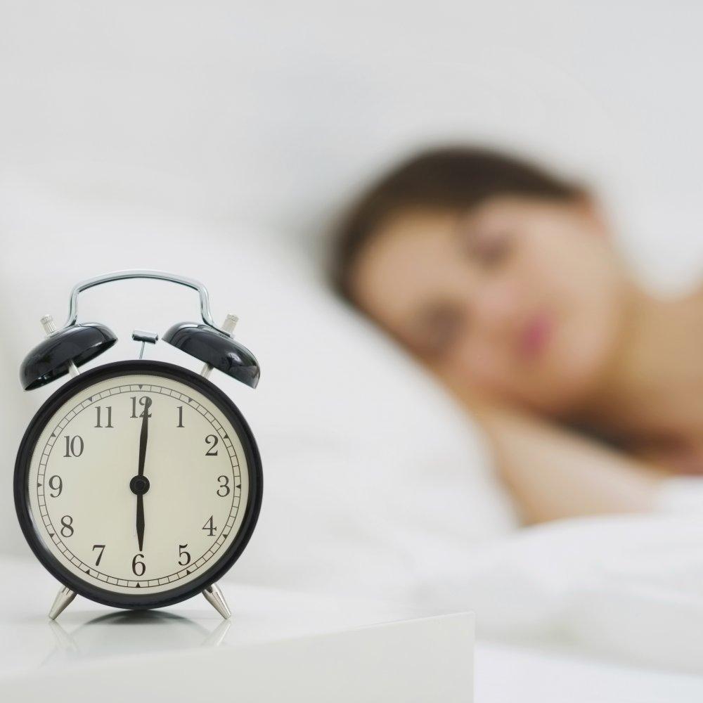 Getting a Good Night's Sleep image