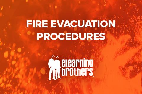 Fire: Evacuation Procedures