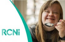 Improving care for people with learning disabilities image