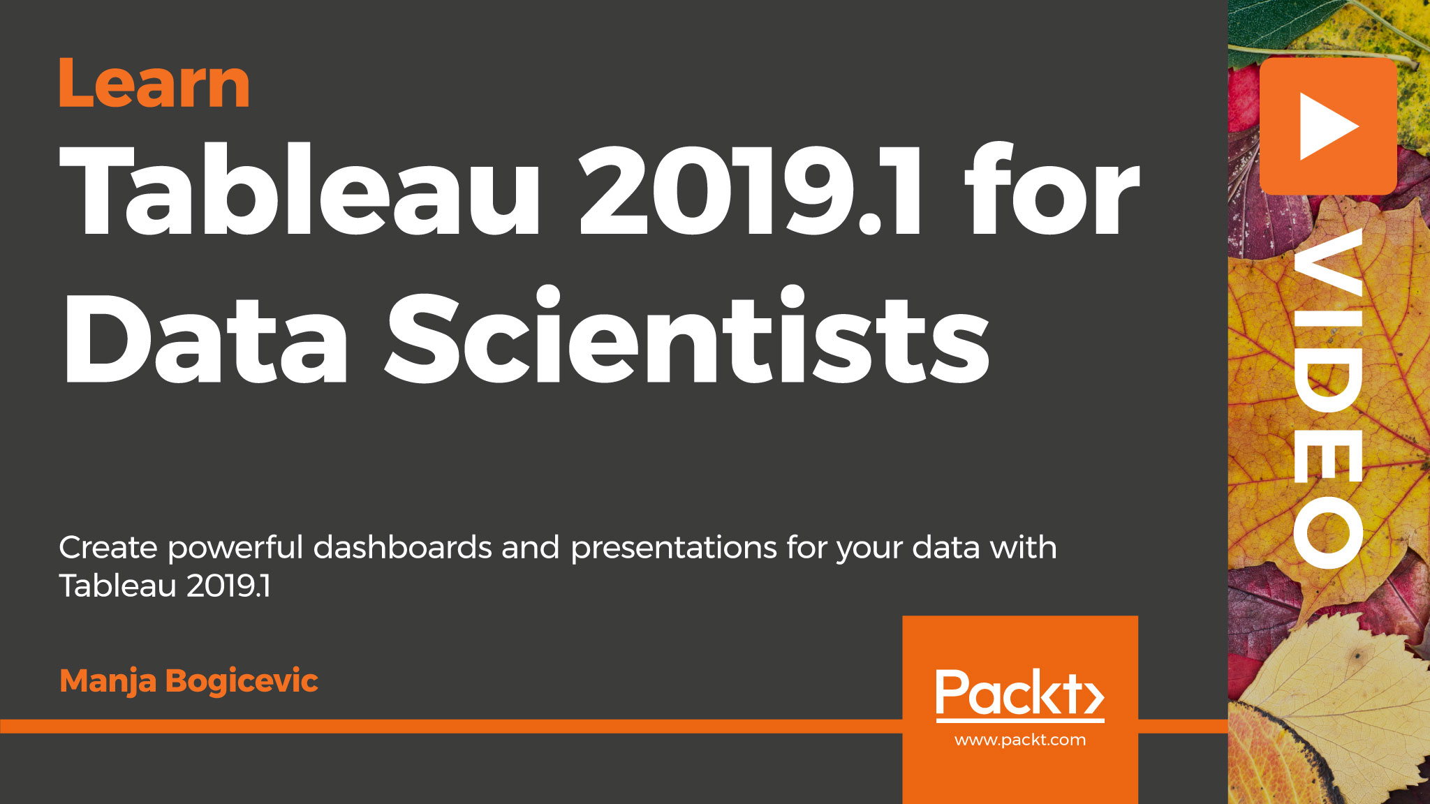 Tableau 2019. 1 for Data Scientists