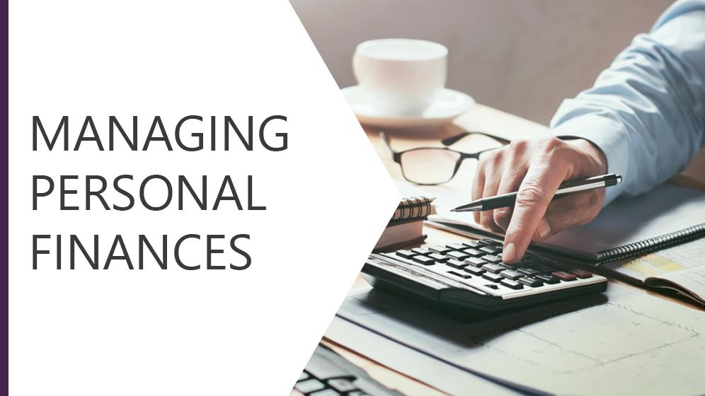 Managing Personal Finance Module