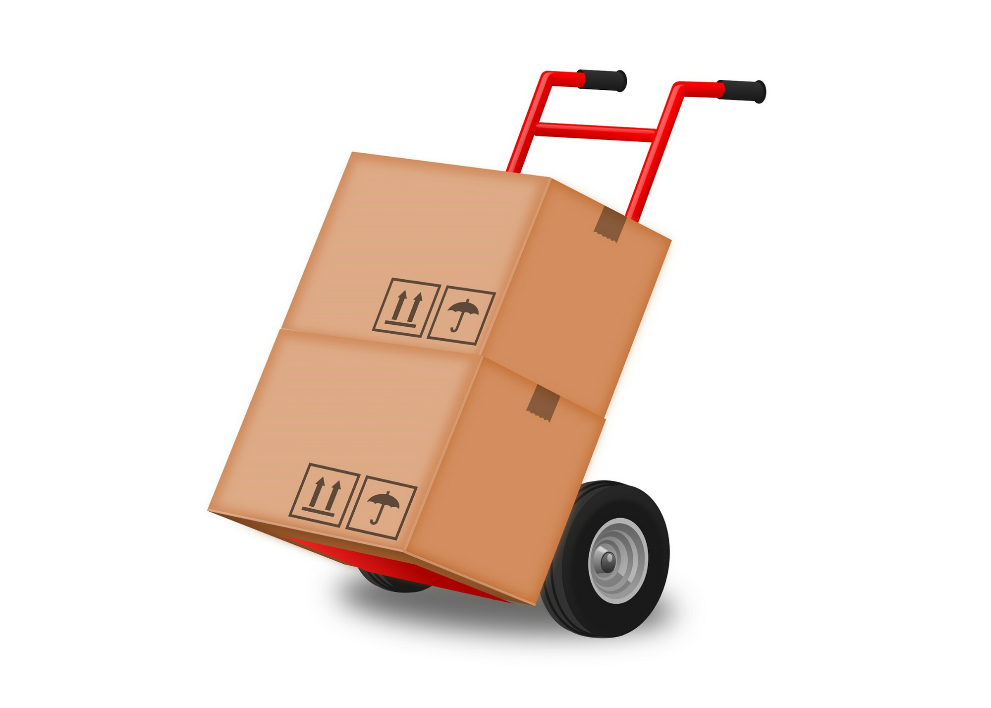 Equipment Safety Essentials (Part 2 of 5): How to Use A Two-Wheeled Handcart