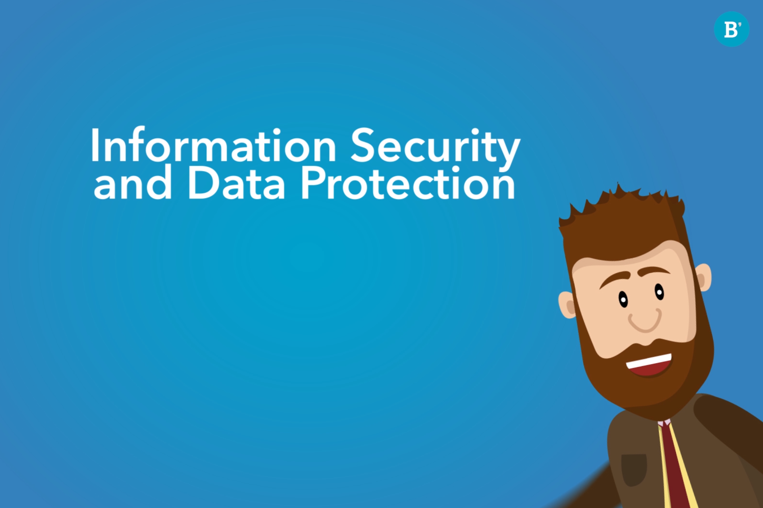 Information Security and Data Protection