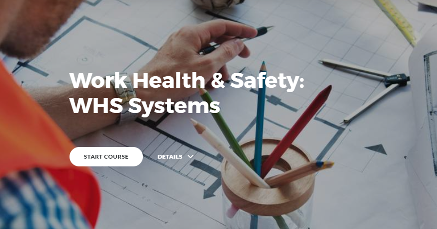 Work Health & Safety: WHS Systems