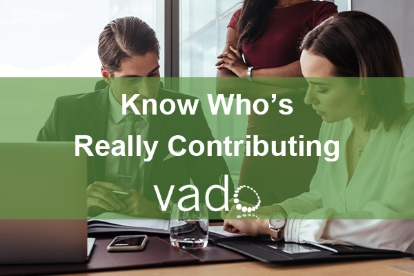 Know Who's Really Contributing