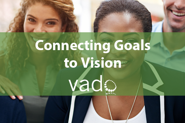 Connecting Goals to Vision