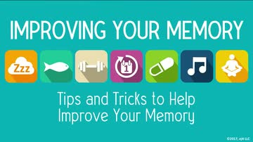 Improving Memory: 02. Tips and Tricks to Help Improve Your Memory