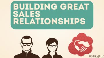 Building GREAT Sales Relationships