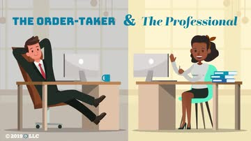 The Order-Taker & the Professional