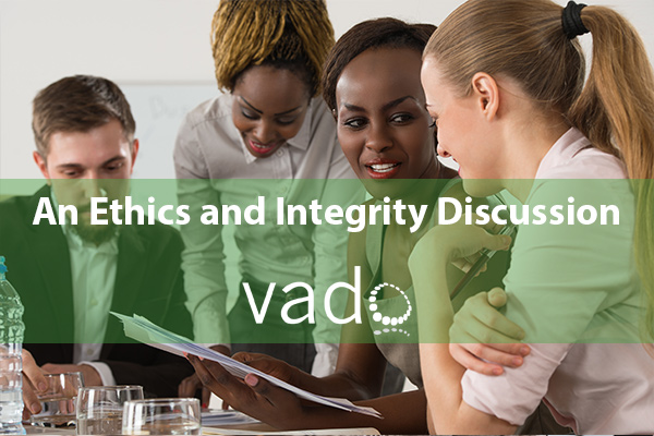 An Ethics and Integrity Discussion