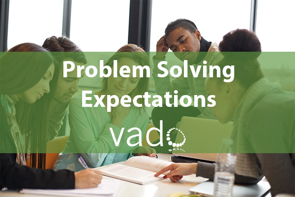 Problem Solving Expectations