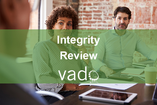 Integrity Review image
