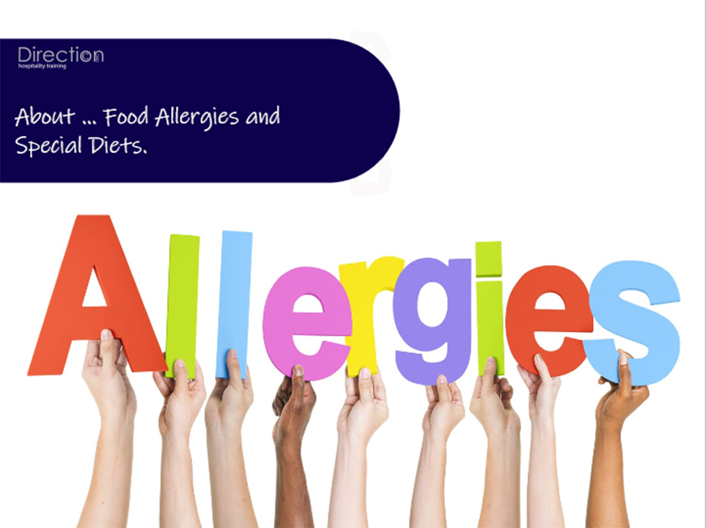 Allergy and Special Diets Aware