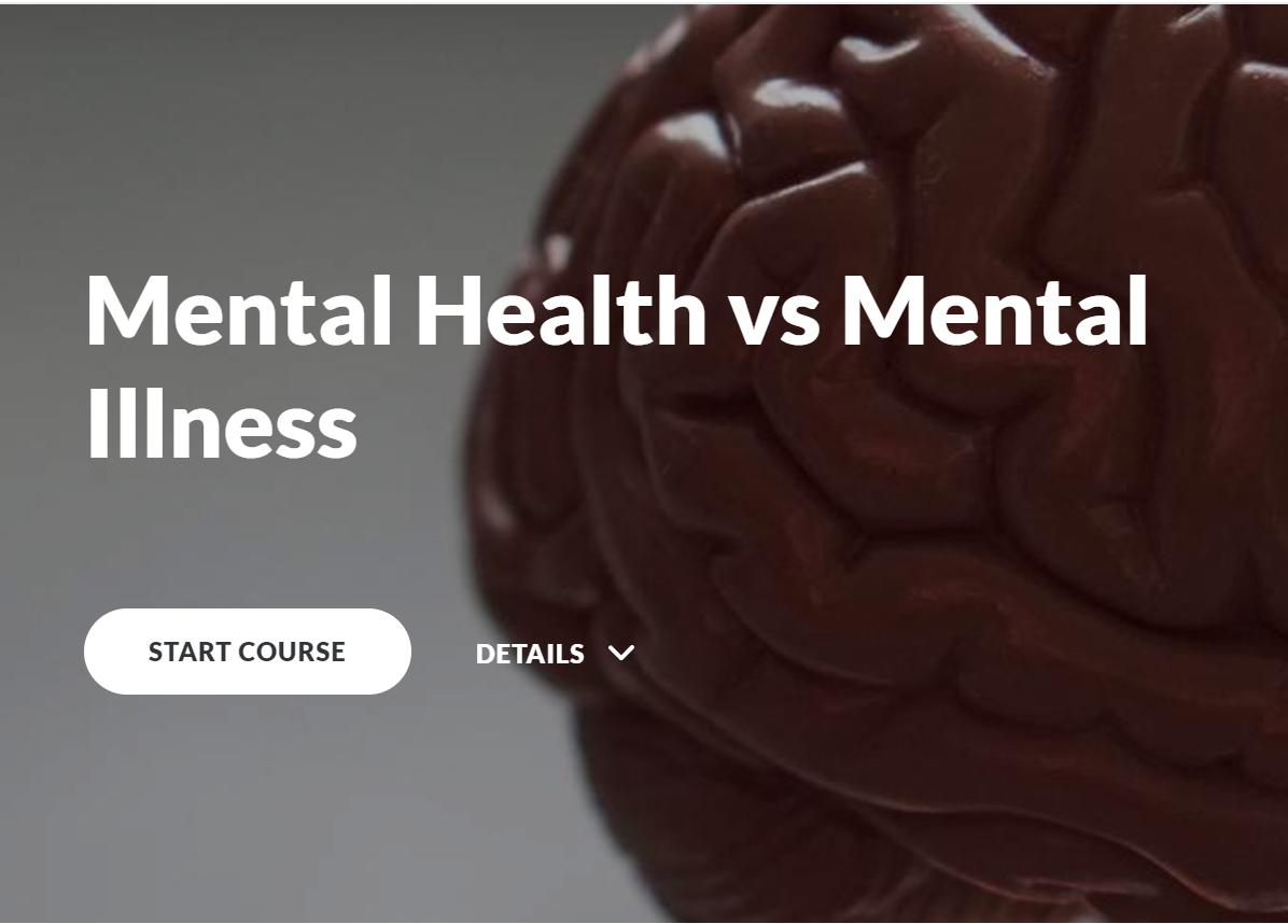 Mental Health vs Mental Illness