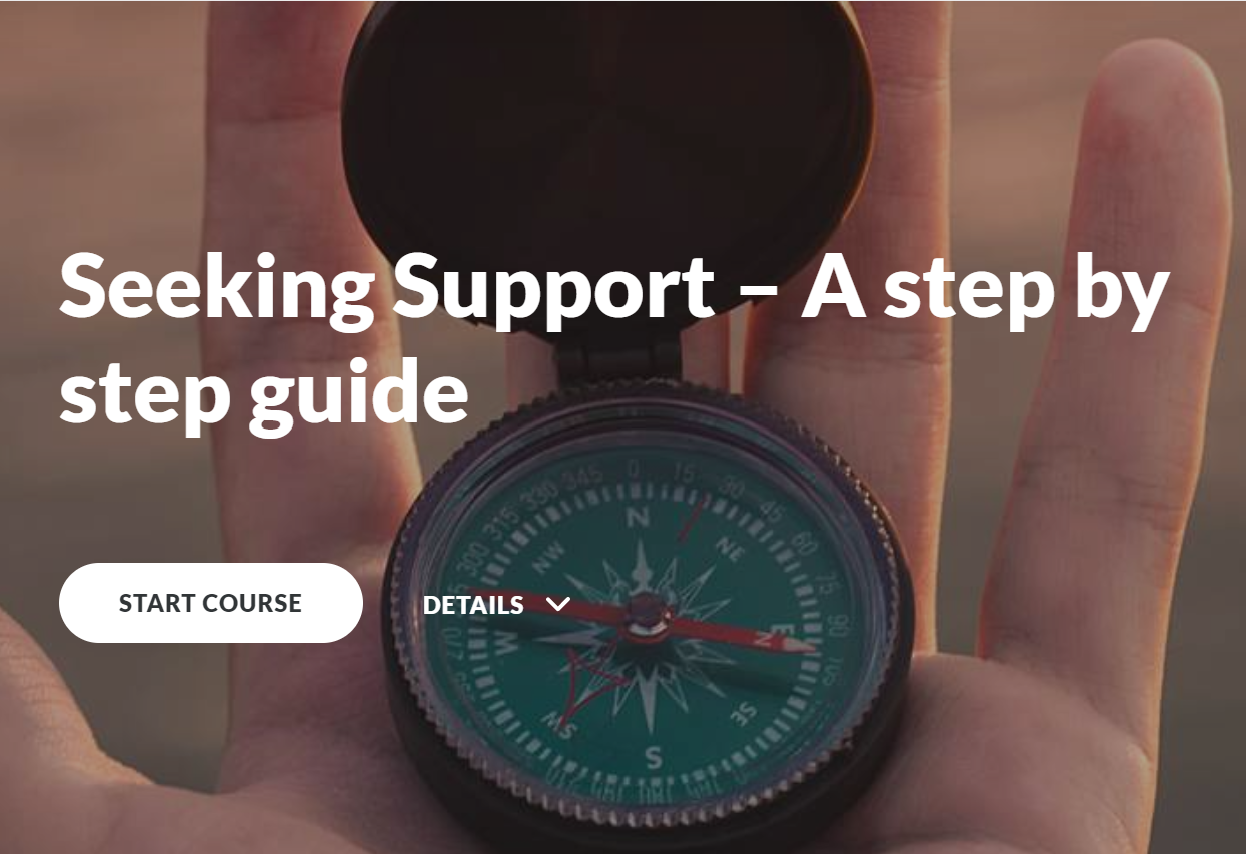 Seeking Support: A step by step guide