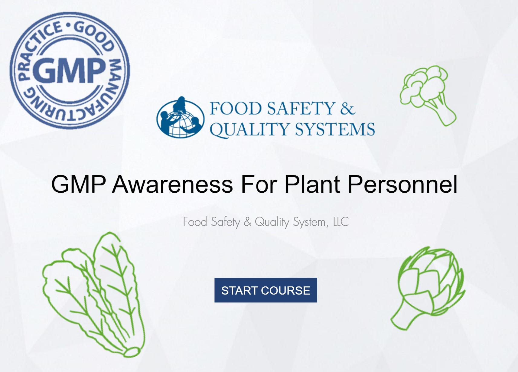 GMPs for Plant Personnel image