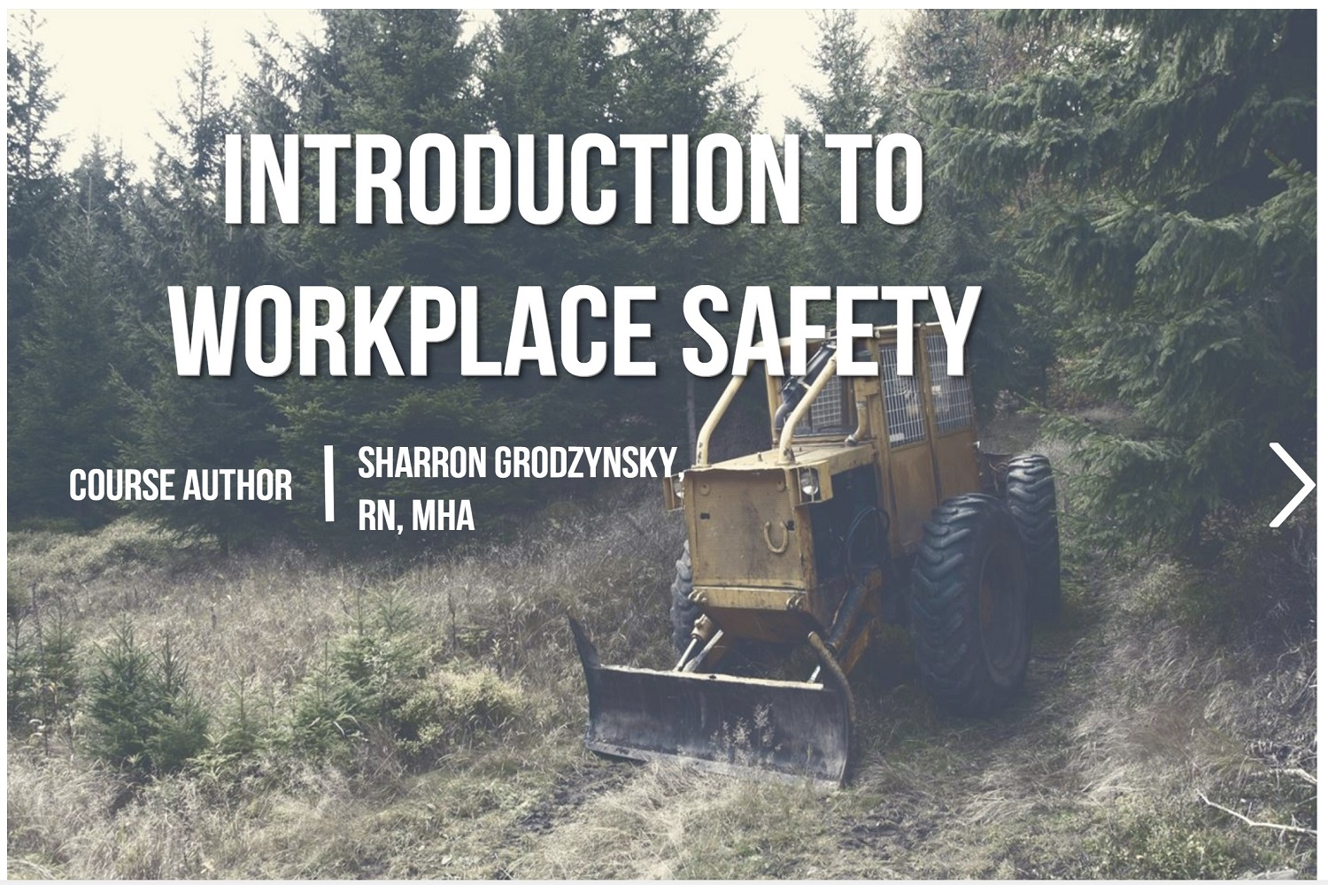 Introduction to Workplace Safety image
