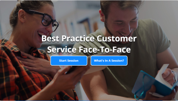 Best Practice Customer Service Face To Face