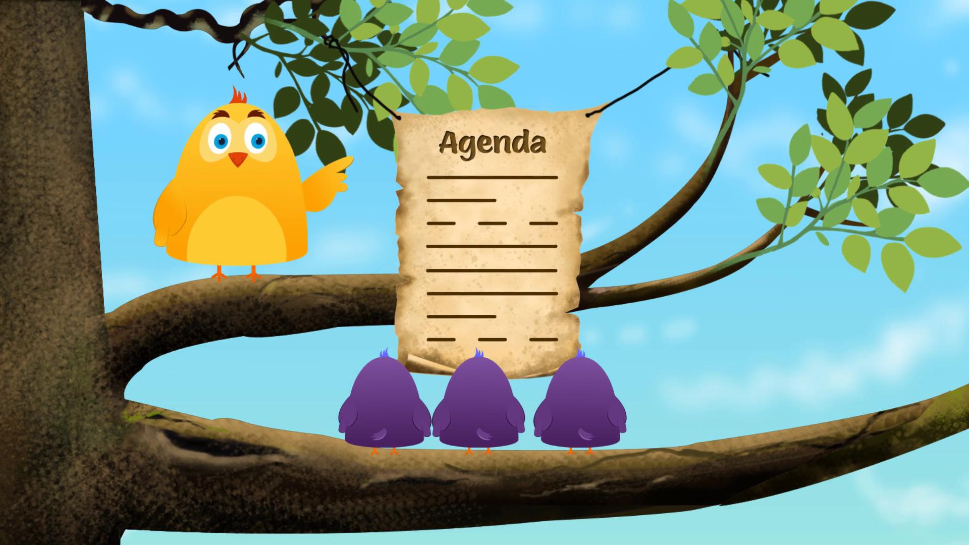 Defining the Right Agenda