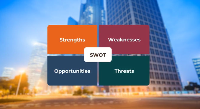 Competition vs. Differentiation (SWOT Analysis)