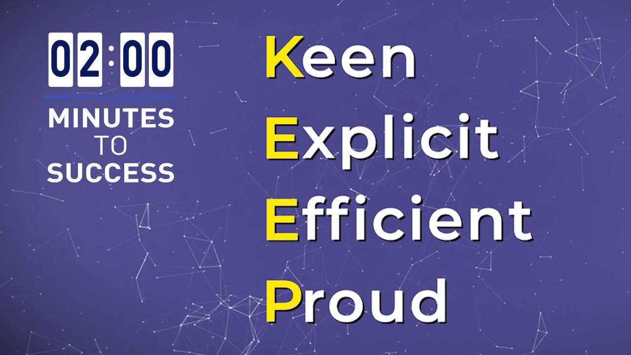 KEEP Promises – Interactive