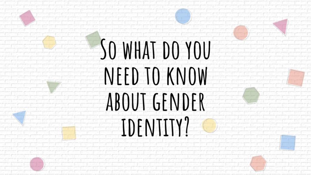 Gender identity image