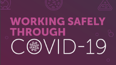 Working safely through Covid-19