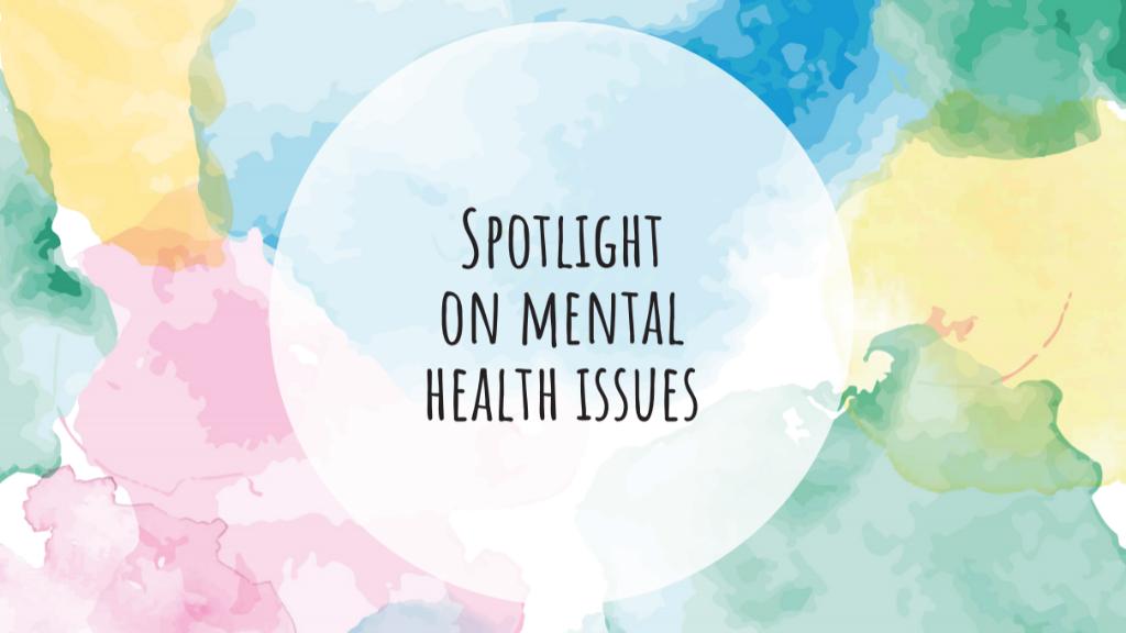 Spotlight on mental health issues image