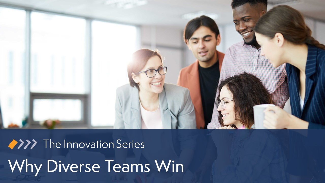 Innovation: Why Diverse Teams Win image