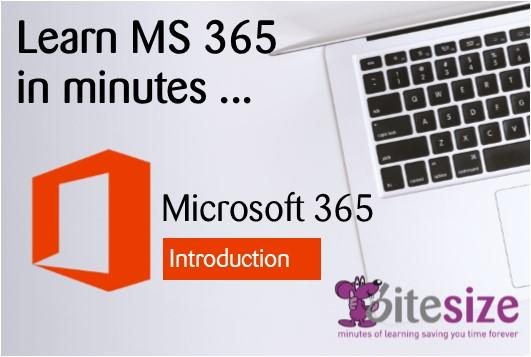 Microsoft 365 – Introduction image