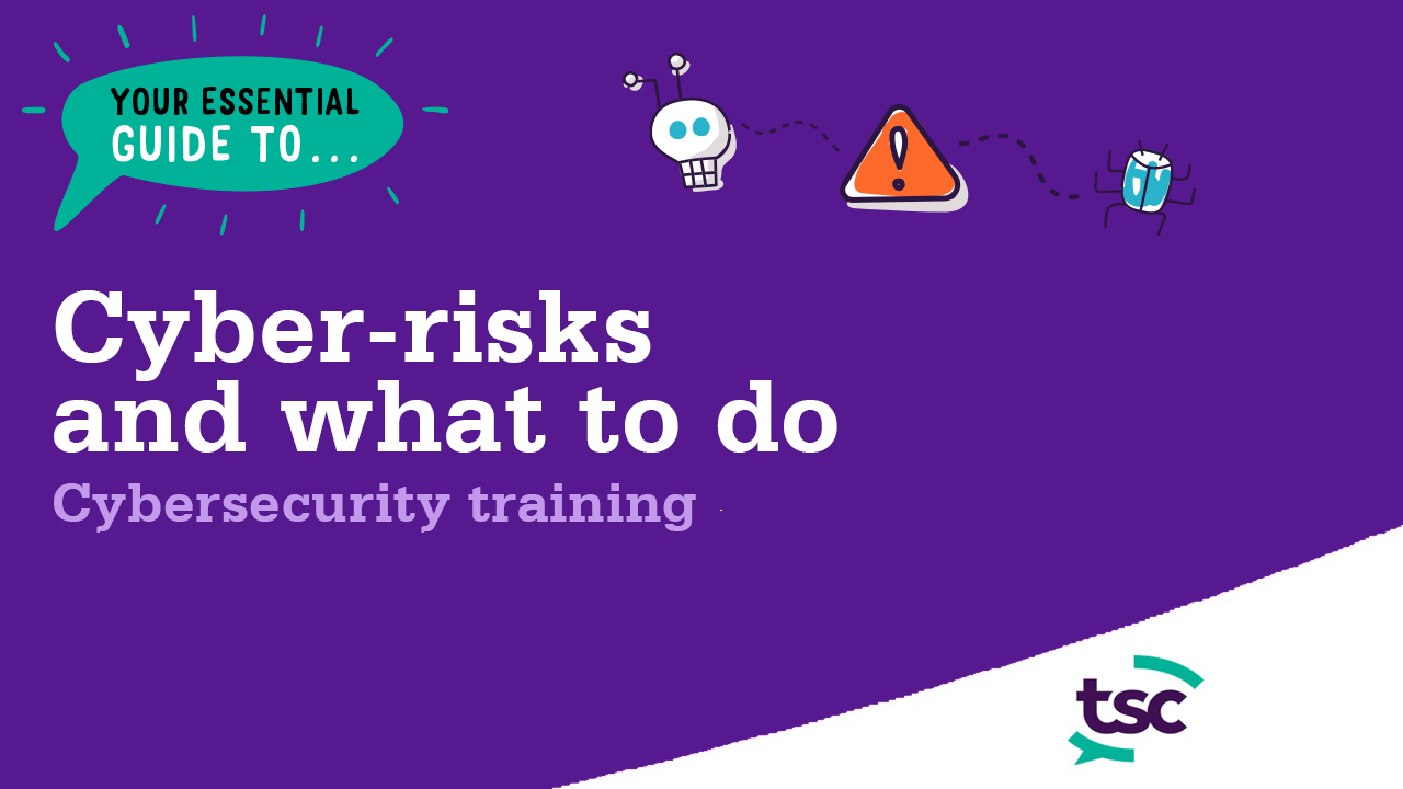 Your essential guide to cyber-risks and what to do