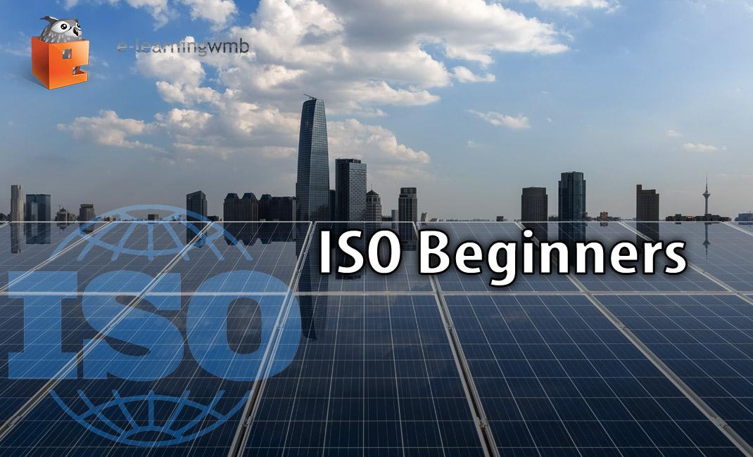 ISO Beginners image