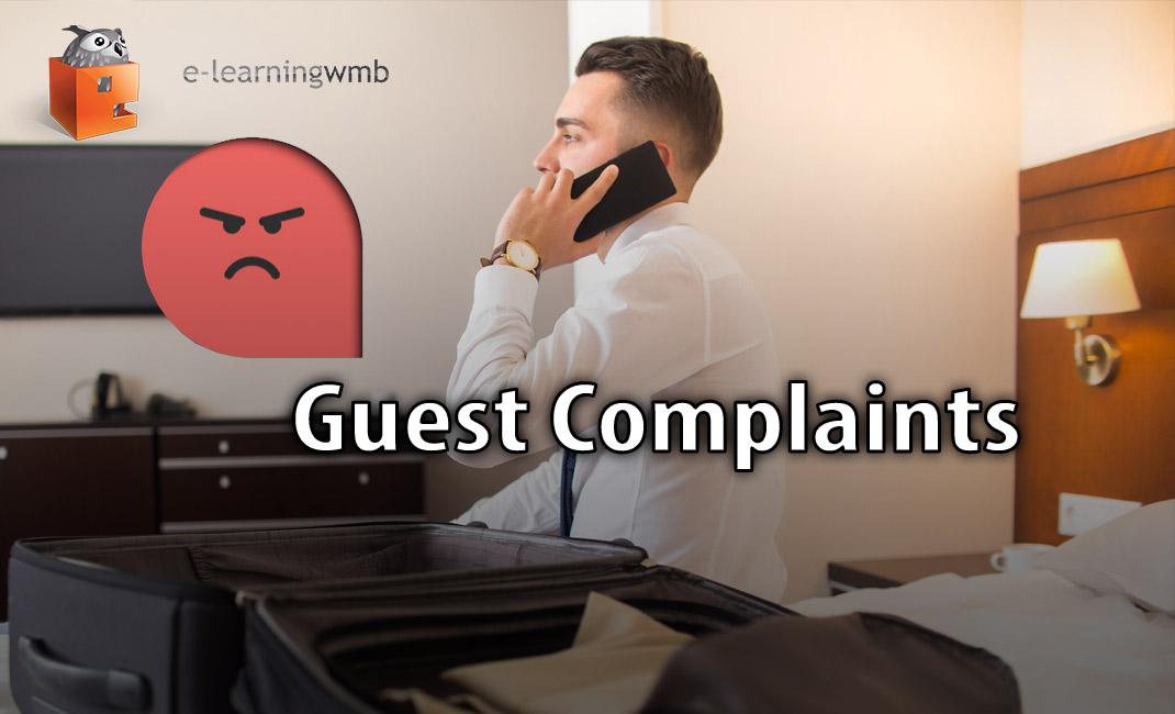 Guest Complaints image