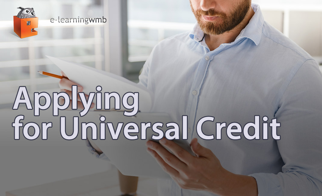 Applying for Universal Credit