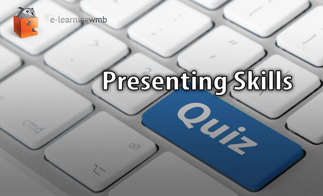 Presenting Skills Final Quiz