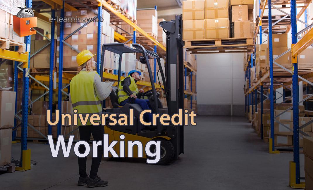 Universal Credit Working