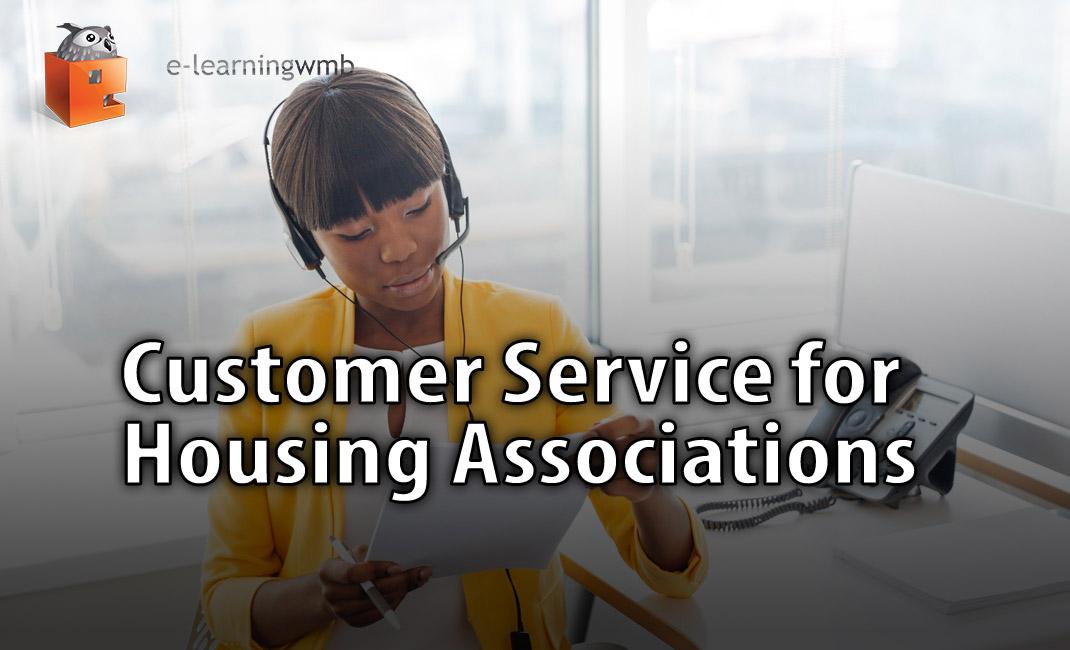 Customer Service for Housing Associations