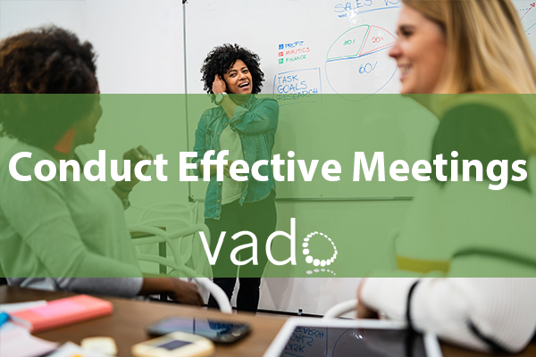 Conduct Effective Meetings