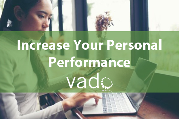 Increase Your Personal Performance image