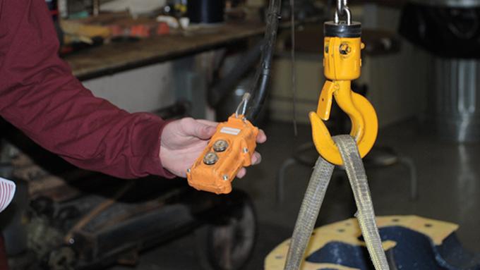 Crane and Hoist Safety