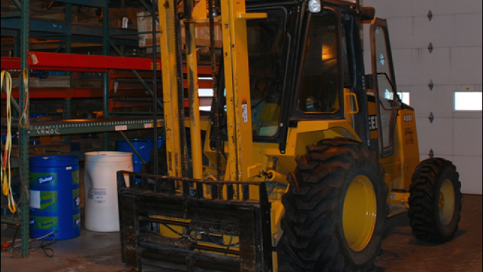 Forklifts and Powered Industrial Trucks Safety