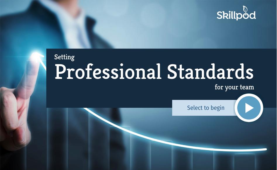 Setting Professional Standards