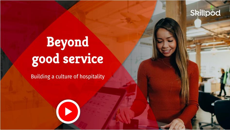 Beyond Good Service