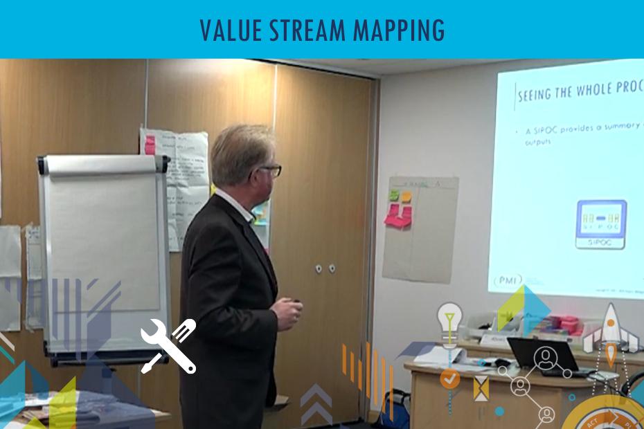 Value Stream Mapping - Lean Six Sigma Green Belt training