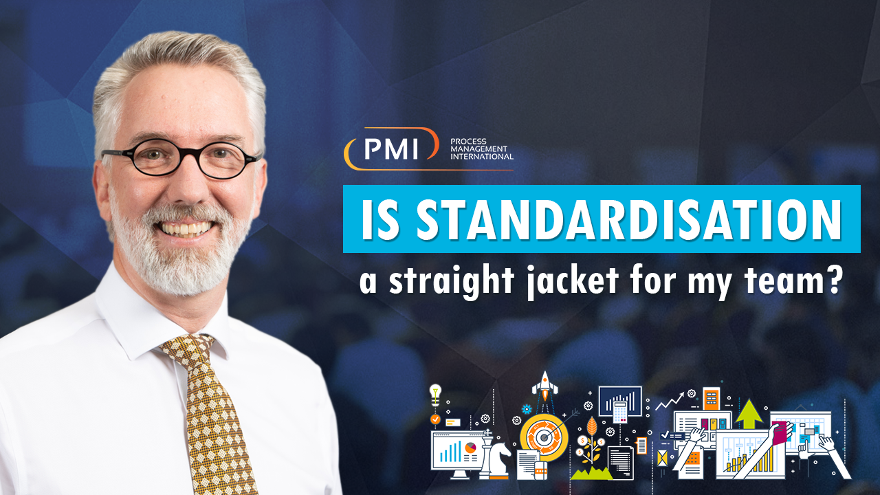 Is standardisation a straight jacket for my team