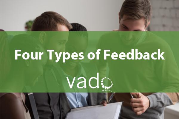 Four Types of Feedback